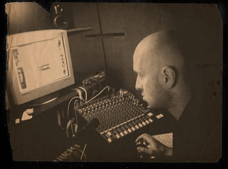 Marcin Bzyk stare zdjęcie
